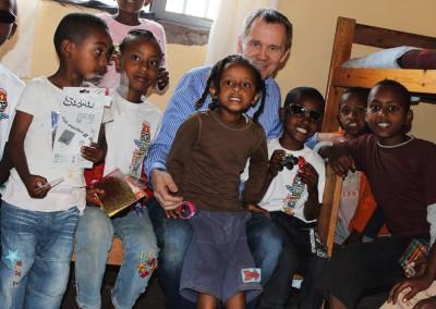 Kehitysaputyön tarkastusmatkalla Etiopiassa